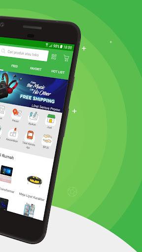 Tokopedia - Online Shopping & Mobile Recharge screenshot 3