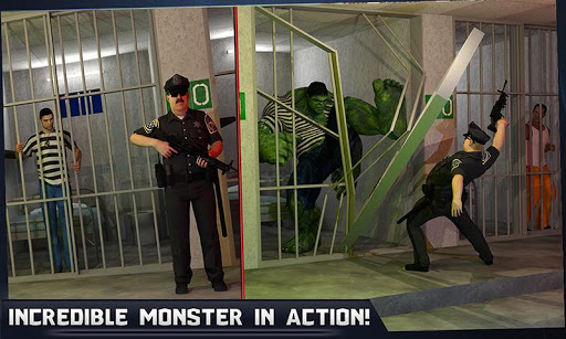 Incredible Monster Hero: Super Prison Action For PC