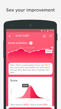 Peak – Brain Games & Training APK screenshot thumbnail 3