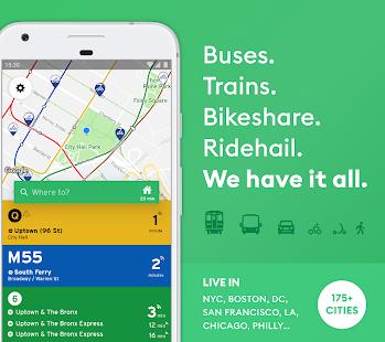 Transit  • Bus & Subway Times for pc