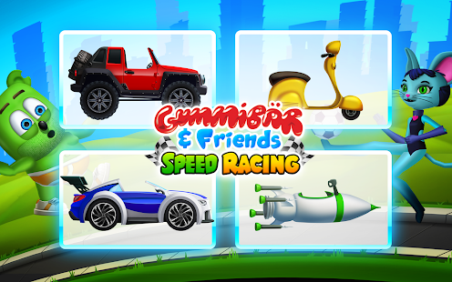 GummyBear and Friends speed racing for pc