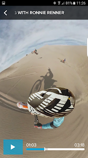 GoPro VR- screenshot thumbnail