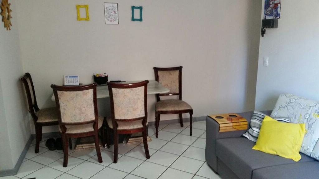 Apto 1 Dorm, Encruzilhada, Santos (AP4078) - Foto 5