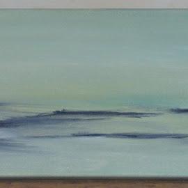 Tere dageraad by Kris Van den Bossche - Painting All Painting