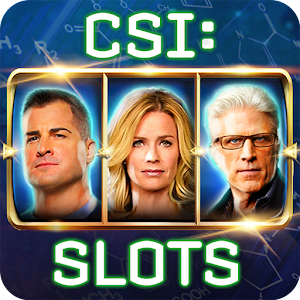 Cover art CSI: Slots