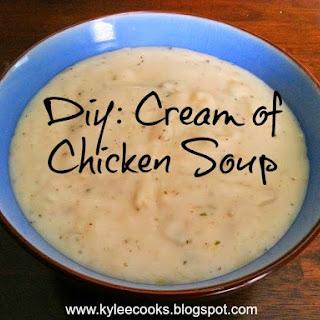 Spicy Cream Of Chicken Soup Recipes