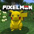 Pixelmon Mod for minecraft APK baixar