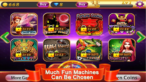 Slots 777:Casino Slot Machines - screenshot