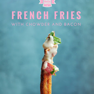 Fried Bacon French Fries Recipes