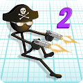 Game Gun Fu: Stickman 2 APK for Kindle