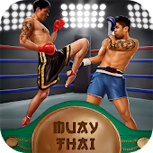 Download Muay Thai Box Fighting 3D APK for Laptop