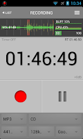 Screenshot of All That Recorder