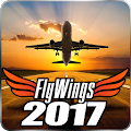 Game Flight Simulator 2017 FlyWings Free APK for Kindle