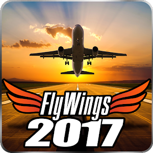 Flight Simulator 2017 FlyWings Free For PC