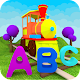 Learn ABC Alphabet Train Kids