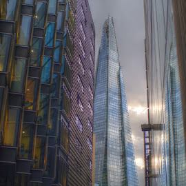 The Shard by Stephen Hall - Buildings & Architecture Office Buildings & Hotels