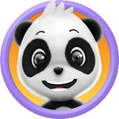 Free Download My Talking Panda - Virtual Pet APK for Samsung