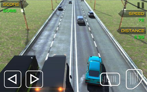 Burnout Highway Traffic Racer - screenshot