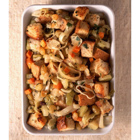 Mixed Onion and Bread Stuffing