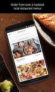 UberEATS: Food Delivery APK Descargar