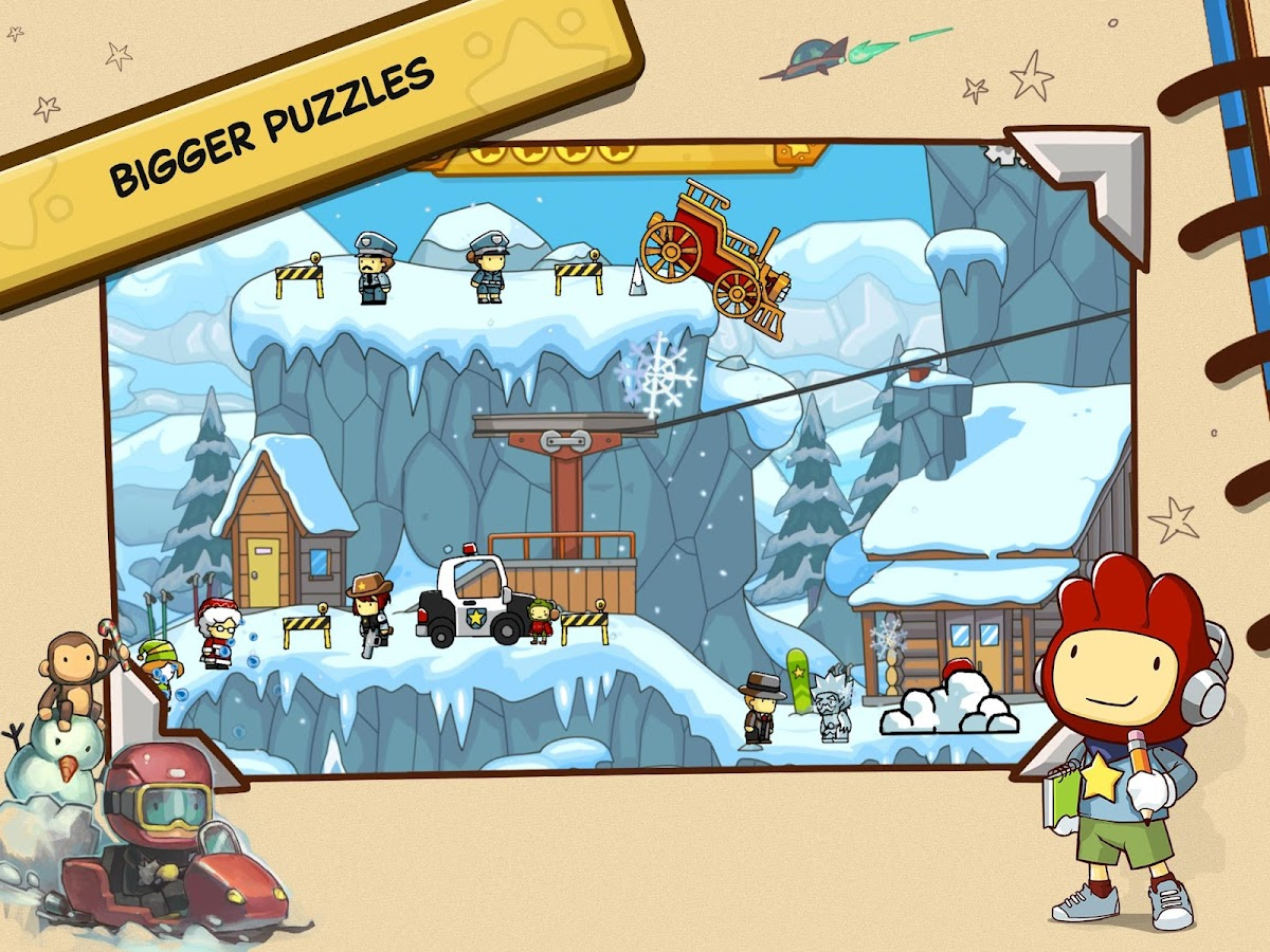 Scribblenauts Unlimited Screenshot 10
