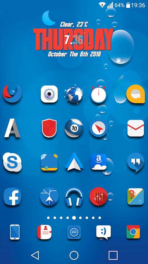 Oniron 2 icon pack Screenshot 4
