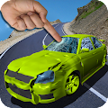 Car Crash VAZ Lada 2110 Priora APK for Bluestacks