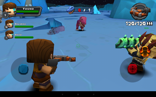 Call of Mini™ Dino Hunter screenshot 7