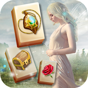 Mahjong Magic Lands: Fairy King's Quest Icon