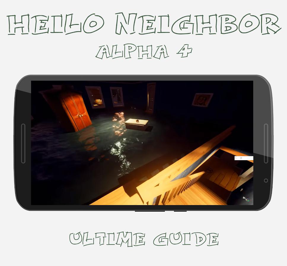 Dein hallo Nachbar Alpha Tipps android apps download