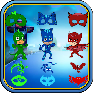 👽Pj Masks Moonlight👽 For PC