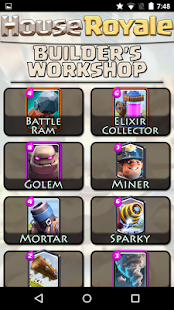 House Royale - The Clash Guide APK for Bluestacks