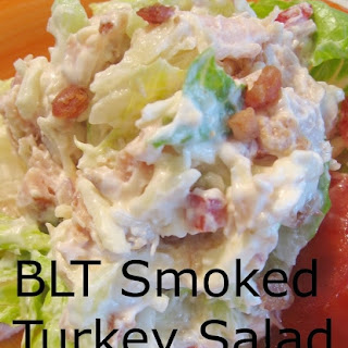 BLT Smoked Turkey Salad