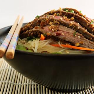 Asian Salad Flank Steak Recipes