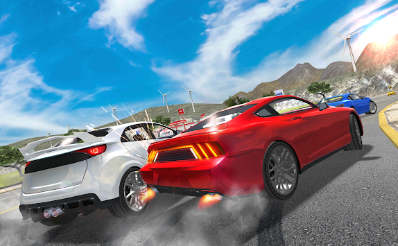 Car Driving Simulator Drift By AxesInMotion Racing APK screenshot thumbnail 5