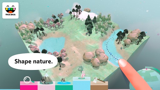 Toca Nature screenshot 1