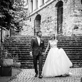 by Ľuboš Vrtík - Wedding Bride & Groom ( svadobna fotografia )
