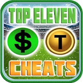 App Tokens For Top Eleven | Ultimate Cheats | prank !! APK for Windows Phone