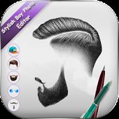 Free Download Stylish Boy Photo Editor APK for Samsung