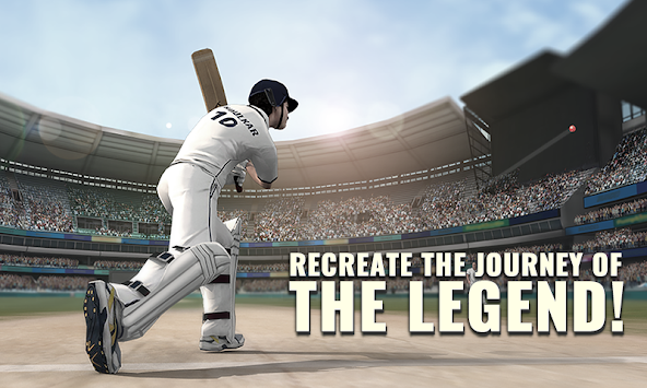 Sachin Saga Cricket Champions APK screenshot thumbnail 1
