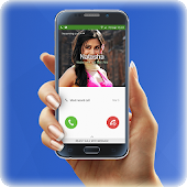 Fake phone call APK for Bluestacks