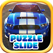Puzzle Slide - Amazing Cars