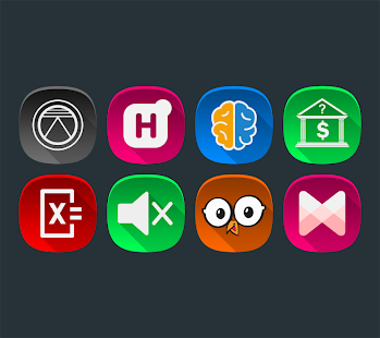Annabelle UI - Icon Pack- screenshot thumbnail