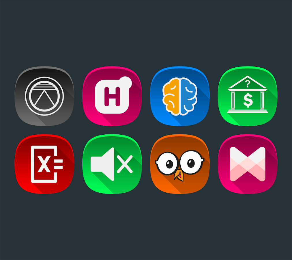 Annabelle UI - Icon Pack Screenshot 0