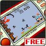 FIRE 80s Arcade Games Icon