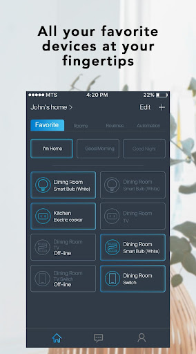 PlusMinus - Smart Home screenshot 1