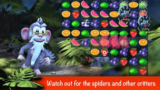 Chimpact Squash - screenshot