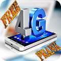 internet 3G+4G for free prank