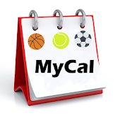 Download MyCal Sports APK on PC