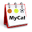 APK App MyCal Sports for BB, BlackBerry
